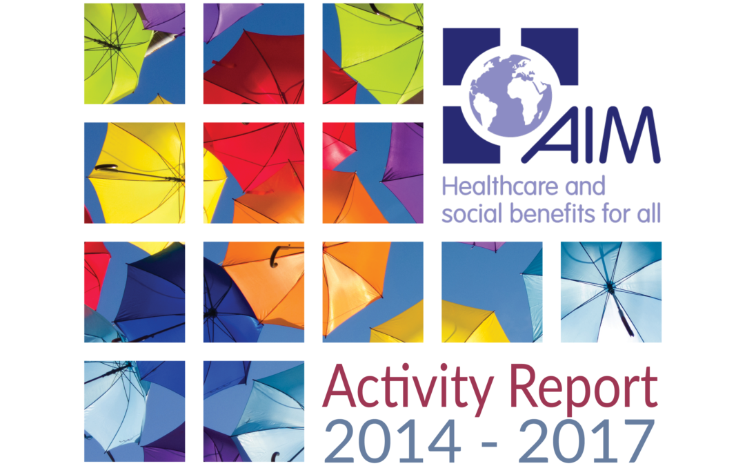 AIM publishes its Activity Report 2014-2017
