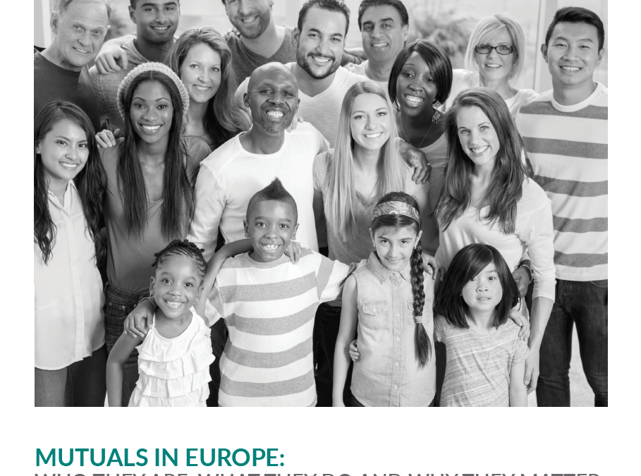 Brochure about Mutuals in Europe