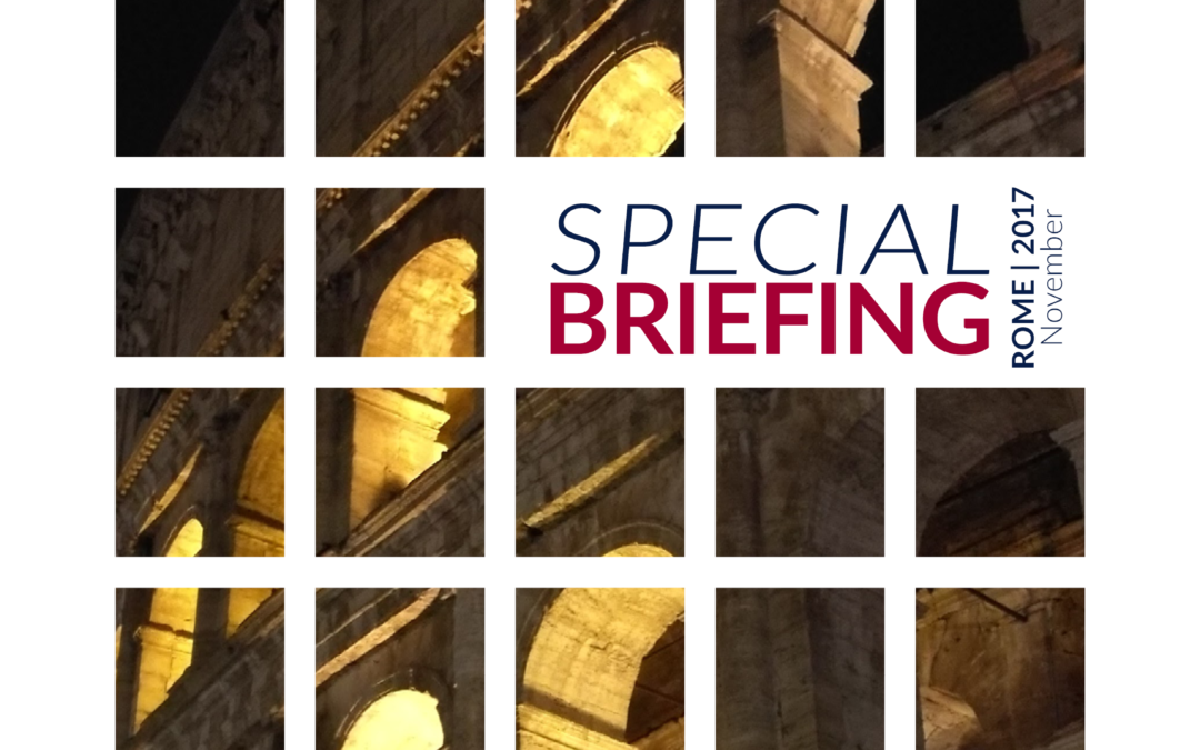 Special Briefing – Rome 2017