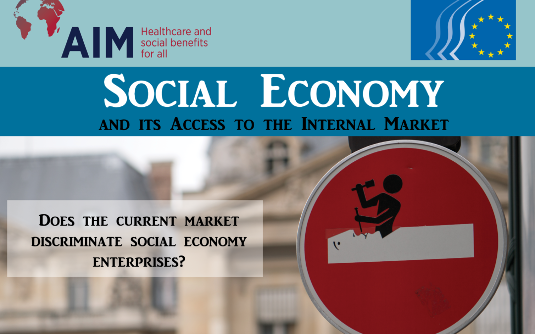 Social Economy and its access to the Internal Market