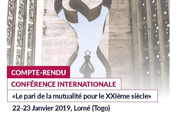 Les documents de la conférence de Lomé sont en ligne!