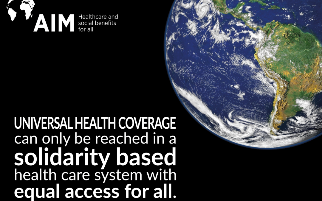 Mutuals and non-profit healthcare payers play a vital role in the achievement of Universal Healthcare Coverage