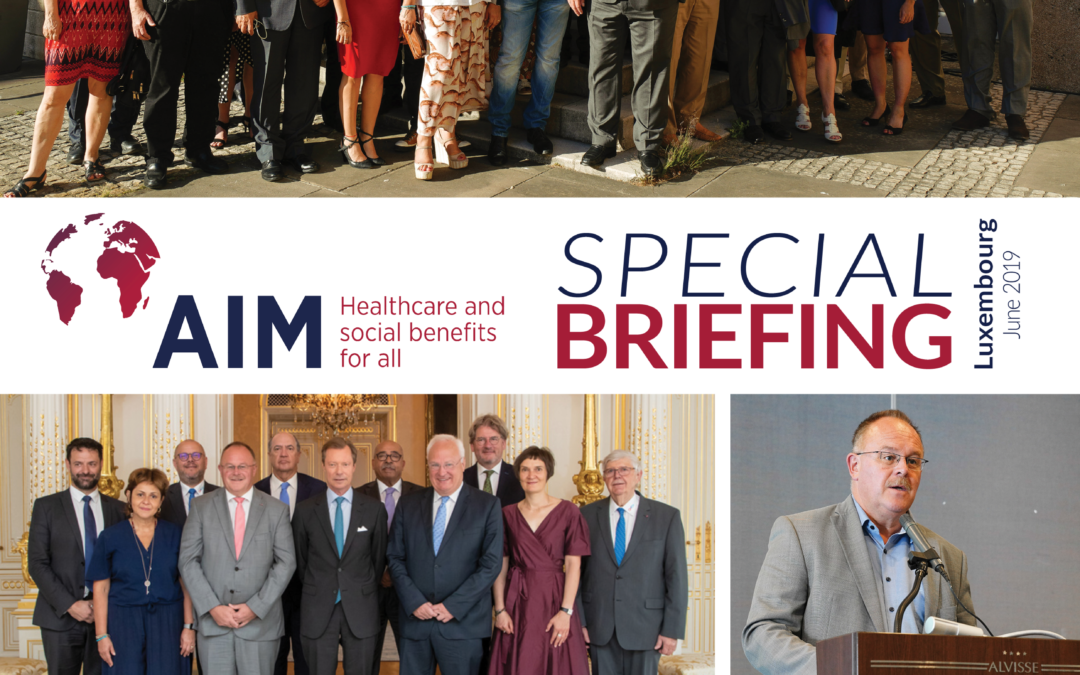 AIM Special Briefing is out!